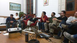 I Encuentro de Cine Debate en el Seminario
