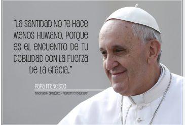 """Nueva Exhortación Apostólica """"Gaudete et Exsultate"""""""