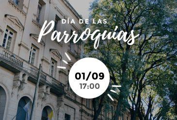 Invitación Día de las Parroquias 2018